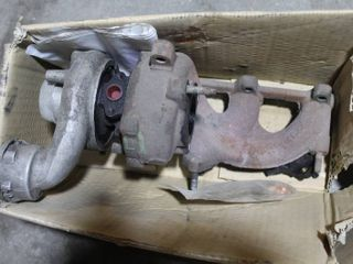 Turbo and exhaust manifold from 2005 Jetta 1 9 TDI