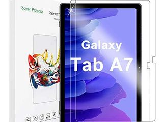 only 1 in package  2 Pack  Screen Protector for Samsung Galaxy Tab A7  SM T500 T505 T507    Tempered Glass     Bubble Free     Anti Scratch   Compatible with Galaxy Tab A7 10 4 Inch 2020 Release