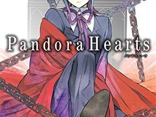 PandoraHearts  Vol  16   manga  PandoraHearts  16
