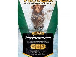 Victor Performance Formula Dry Dog Food  40 lb