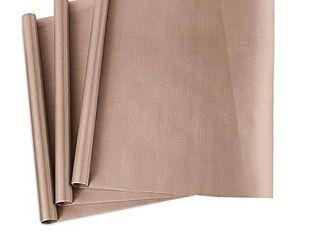 3 Pack PTFE Teflon Sheet for Heat Press Transfer Sheet Non Stick 16 x 20  Heat Transfer Paper Reusable Heat Resistant Craft Mat