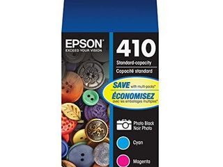 Epson T410520 S Claria Premium Multipack Ink Photo Black and Color Combo Pack