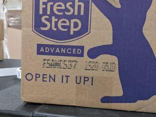Fresh Step cat liter