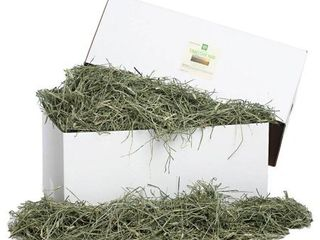 Small Pet Select 2nd Cutting Timothy Hay Pet Food  25 Pound