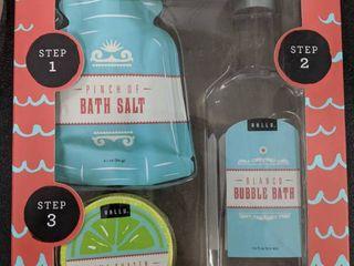 life s a Beach Bath Gift set