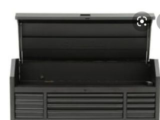 Husky 56  11 Drawer Top Chest  Retail for Full Chest and Cabinet   938 79