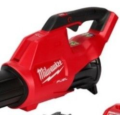 Milwaukee M18 FUEl Brushless Cordless Blower   blower only  Does not include tube  battery or charger