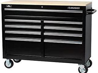 Husky 47  9 Drawer Workbench Retail   994 99