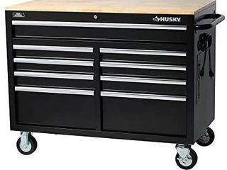 Husky 46  9 Drawer Mobile Workbench Retail   790 00
