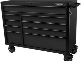 Husky 52  9 Drawer Tool Cabinet Retail   649 00