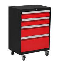 Bold 3 0 Series Red Rolling Tool Drawer