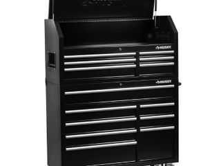 Husky 46  14 Drawer Tool Chest and Cabinet