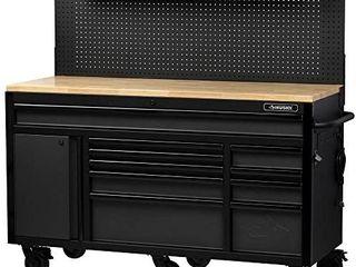 Husky 61  10 Drawer Workbench Retail   1 694 50