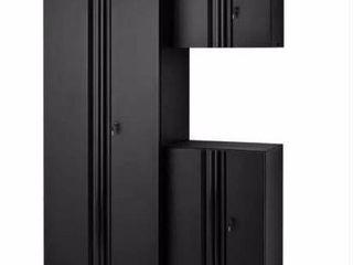Husky 74  Tall 3 Piece Cabinet Set Retail   699 99