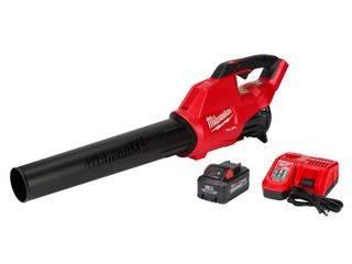 Milwaukee M18 Fuel Blower Kit includes battery and charger