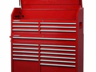 Husky 61  18 Drawer Tool Chest Retail   698 00