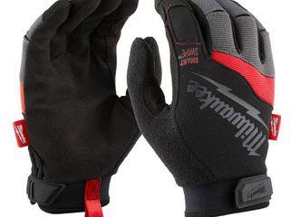 2 pair Milwaukee Medium Performance Work Gloves  Black