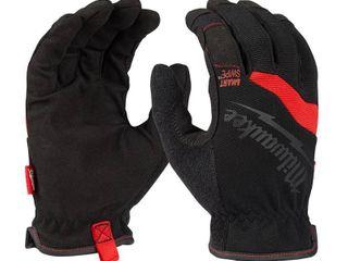 2 pair Milwaukee Free Flex Work Gloves  large