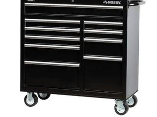 Husky 41  10 Drawer Tool Cabinet Retail   373 99