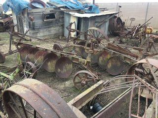 The Irvin Baker Tractor Collection