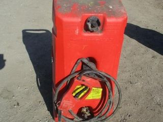 FUEl TANK   RED