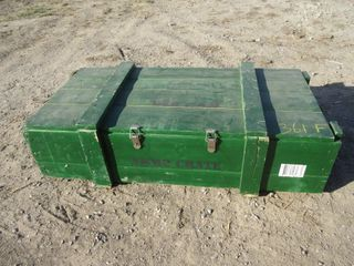 CRATE   GREEN