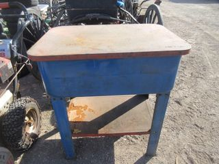PARTS WASHER   BlUE