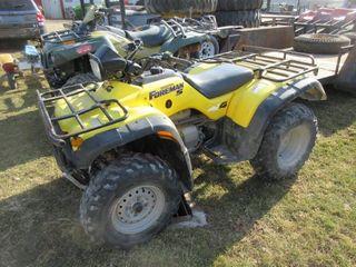 ATV   FORMAN  YEllOW