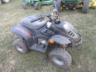 CHIlDS ATV   BlACK