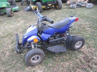 CHIlDS ATV   BlUE