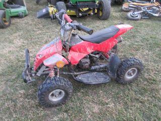 CHIlDS ATV   RED