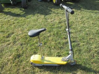 SCOOTER   YEllOW