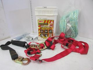 SAFETY HARNESS   ROOFERS KIT