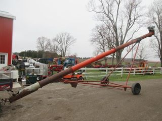 10 X APPROX 31  AUGER W  MOTOR