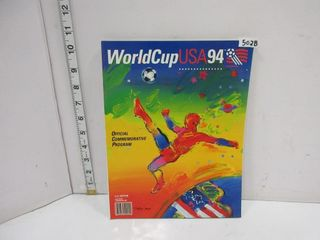 PROGRAM   WORlD CUP US   94