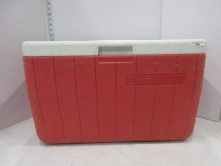 COOlER   COlEMAN  RED