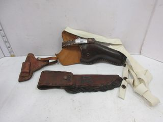 3 HOlSTERS