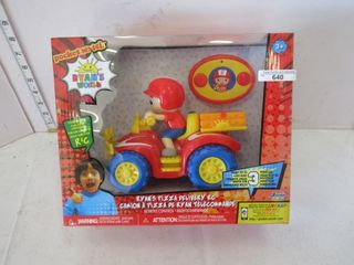 TOY   PIZZA DElIVERY RC
