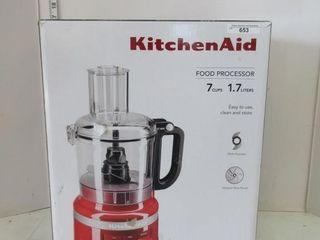 FOOD PROCESSOR   KITCHEN AID