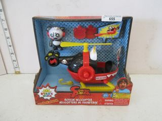 RESCUE HElICOPTER TOY