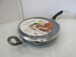 11  NONSTICK DEEP FRY PAN