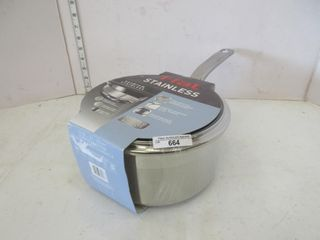 T FAl STAINlESS POT