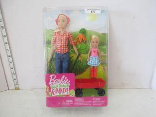 BARBIE SWEET ORCHARD FARM