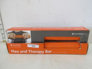 FlEX AND THERAPY BAR