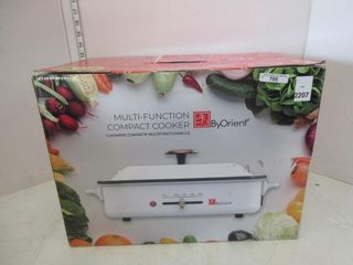 MUlTI FUNCTION COMPACT COOKER