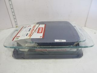 PYREX 4 PCE PACK
