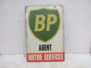 SIGN  BP AGENT