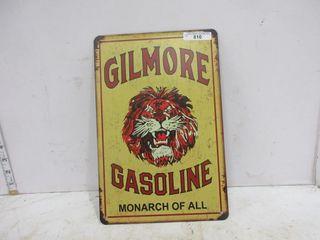 SIGN  GIlMORE GASOlINE