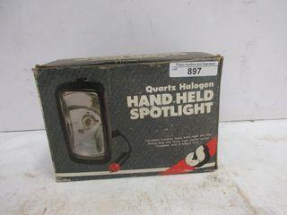 HAND HElD SPOT lIGHT