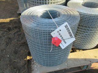 ROll GAlVINIZED WIRE  1X1 14G 15W 100l KITGUARD